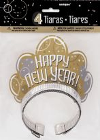Bubbly New Year's Glitter Tiara (4)